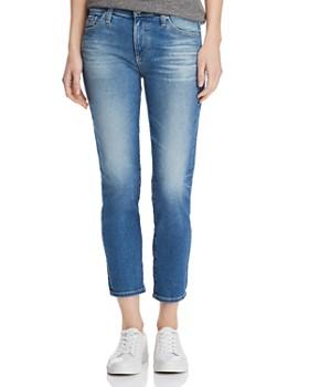 8222ef5f4159f5 AG - Prima Crop Skinny Jeans in 18 Years Vacancy ...