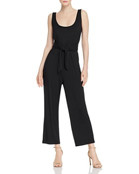 BB DAKOTA - Better Off Tie-Waist Jumpsuit