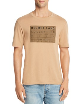 Helmut Lang - Logo-Patch Tee