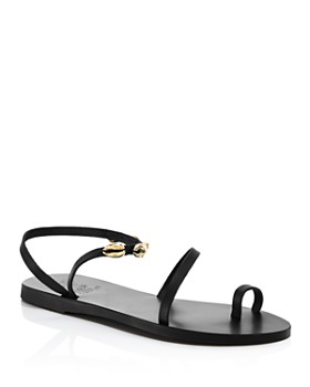 Ancient Greek Sandals - Women's Apli Strappy Shell Sandals