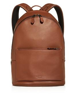 COACH - Metropolitan Leather Backpack
