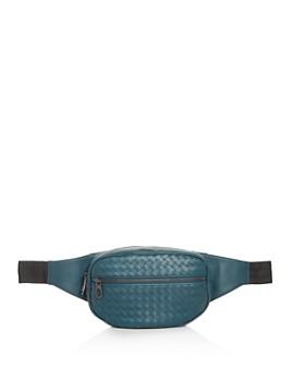 Bottega Veneta - Medium Woven Leather Belt Bag