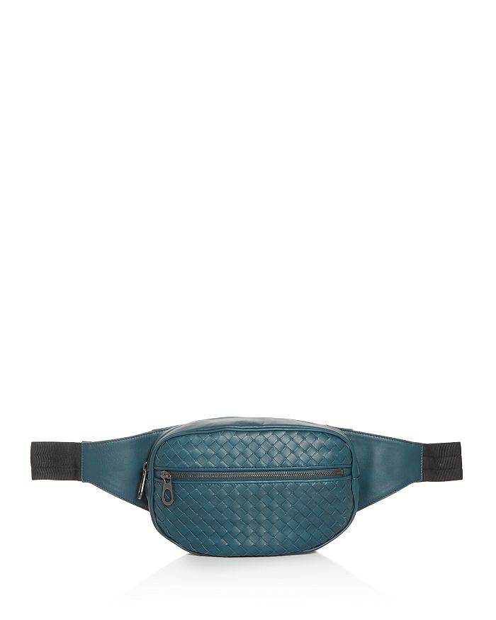 Bottega Veneta - Medium Woven Leather Belt Bag