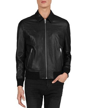 The Kooples - California Leather Jacket