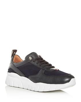 Bally - Men's Biggy Leather Low-Top Sneakers