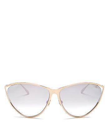 Dior - Women's  New Motard Cat Eye Sunglasses, 65mm