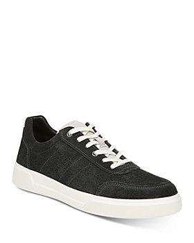 Vince - Men's Barnett Suede Low-Top Sneakers