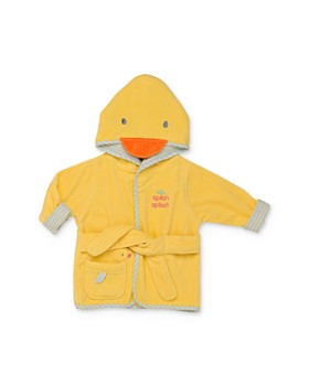 Little Me - Unisex Hooded Ducky Robe - Baby