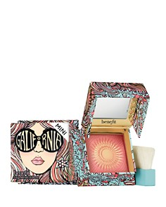 Benefit Cosmetics - GALifornia Mini Sunny Golden Pink Blush