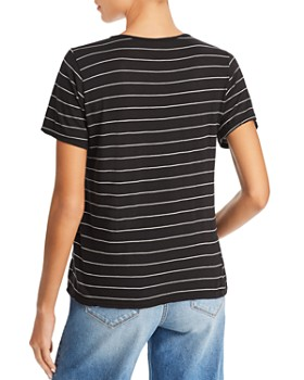 COMUNE - Pendergrass Striped Tee