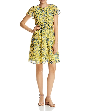 Sam Edelman Dresses RETRO FLORAL DRESS