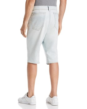 True Religion - Marco Runner Straight Fit Shorts