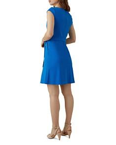 KAREN MILLEN - Belted A-Line Dress