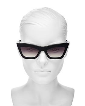 Dita - Women's Erasur Cat Eye Sunglasses, 53mm