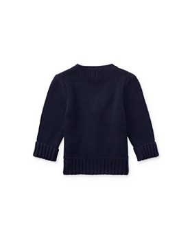 Ralph Lauren - Boys' Combed Cotton Sweater - Baby