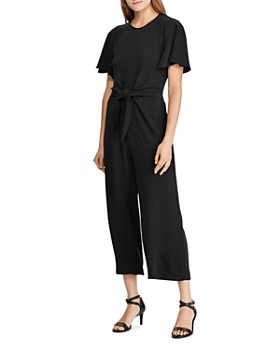 Ralph Lauren - Cropped Wide-Leg Jumpsuit