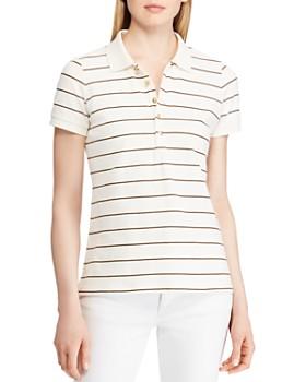 Ralph Lauren - Striped Polo Shirt