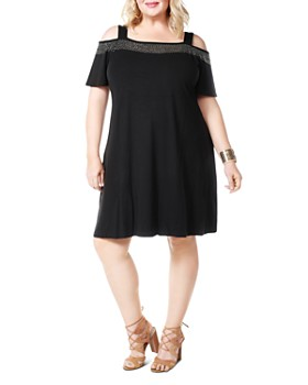 9aa1f192a Plus Size Dresses: Maxi, Formal and Party Dresses - Bloomingdale's