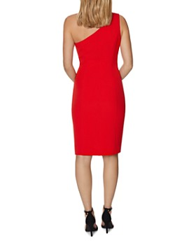 Laundry by Shelli Segal - One-Shoulder Cutout Dress
