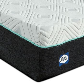 """Sealy Posturepedic - Sealy to Go 10"""" Cushion Firm Memory Foam Mattress Collection"""