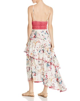 Charo Ruiz Ibiza - Floral-Print Noa Maxi Dress