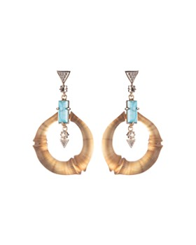 Alexis Bittar - Stone Drop Earrings