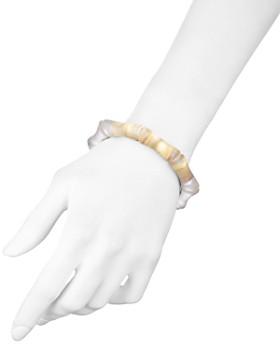 Alexis Bittar - Bamboo Bangle Bracelet