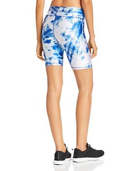 Terez - Printed Bike Shorts