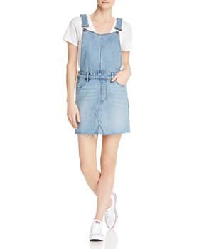 PAIGE - Retta Denim Overall Dress - 100% Exclusive