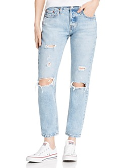 Levi's - 501 Tapered Jeans in Montgomery Mood