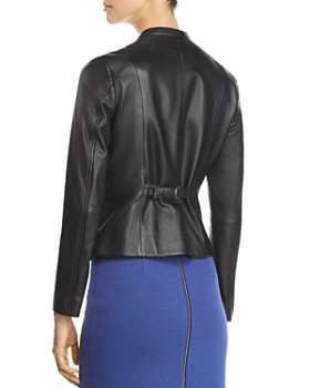 6cab2d3835d04 Women's Leather, Suede, and Shearling Coats - Bloomingdale's