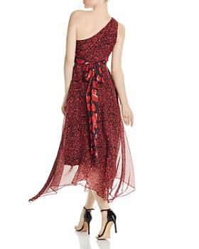 SAU LEE - Salome One-Shoulder Dress