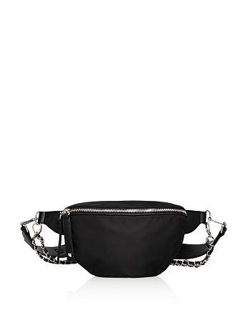 AQUA - Alex Nylon Chain Belt Bag - 100% Exclusive