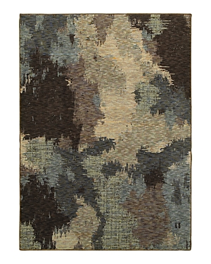 Oriental Weavers Evolution 8011B Area Rug, 6'7 x 9'6