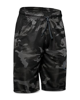 Under Armour - Boys' Renegade Jacquard Camo Shorts - Big Kid