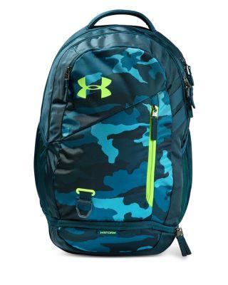 Boys' Hustle 4.0 Camo Backpack