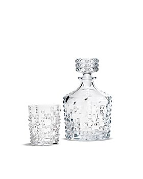 Riedel - Punk Whiskey Decanter and Double Old Fashioned Set