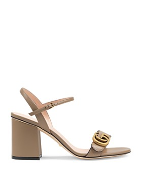 ff7594a08 ... Gucci - Women's Marmont Open-Toe Sandals