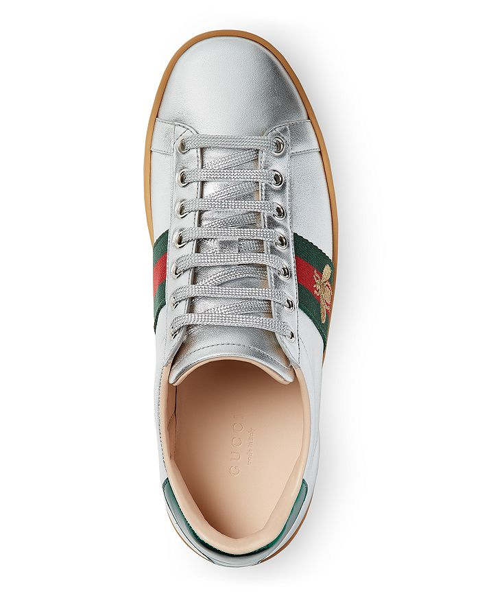 262574c624 Gucci Women's Ace Embroidered Platform Sneakers   Bloomingdale's