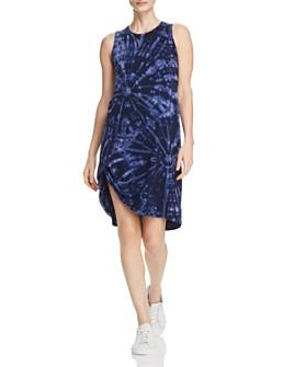 n:philanthropy - Lori Tie-Dyed High/Low Dress