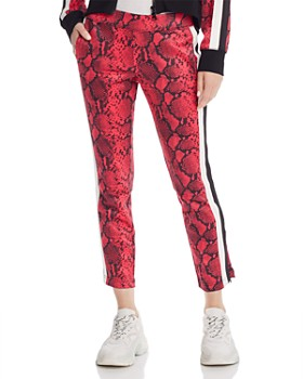 f00a14592aa5 PAM & GELA - Baby Boa Cropped Track Pants ...