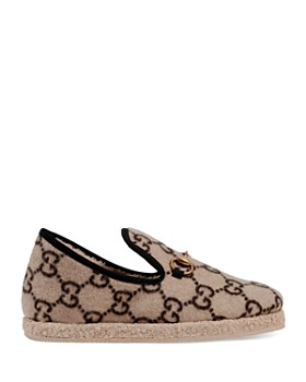 8e55ce7a479 ... Gucci - Women s Fria GG Wool Loafers