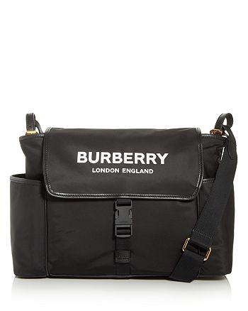 Burberry - Nylon Logo Diaper Bag