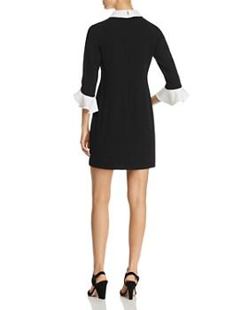 KARL LAGERFELD Paris - Layered-Look Sheath Dress
