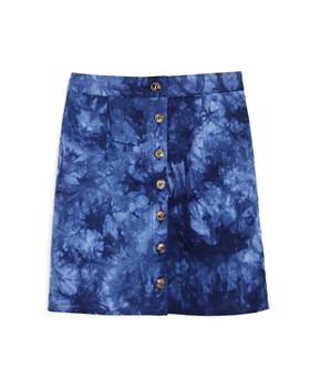 AQUA - Girls' Tie-Dyed Skirt, Big Kid - 100% Exclusive