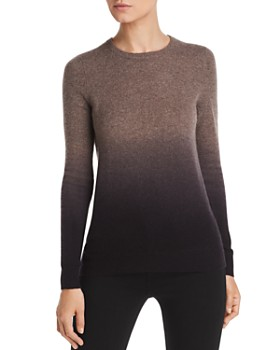 de431e1f9c2f C by Bloomingdale's - Dip-Dye Cashmere Crewneck Sweater - 100% Exclusive ...