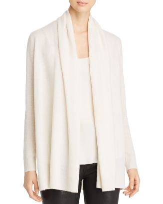 Open Front Cashmere Cardigan   100 Percents Exclusive by C By Bloomingdale's