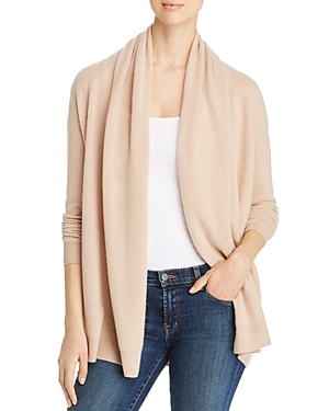 C By Bloomingdale's Tops C BY BLOOMINGDALE'S OPEN-FRONT CASHMERE CARDIGAN - 100% EXCLUSIVE