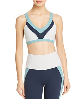 Beyond Yoga - True Color-Block Sports Bra