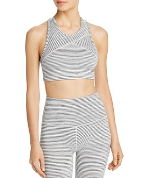 Beyond Yoga - Out Of Line Racerback Sports Bra